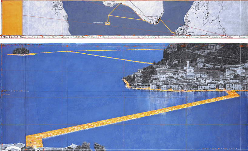 christo-italy-lake-iseo-golden-floating-pier-project-designboom-08